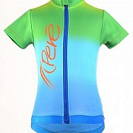 Short Sleeved Childrens Cycle Top