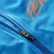 Front zip