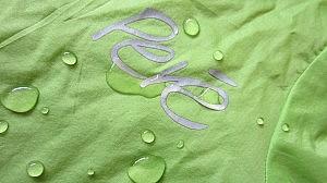 rain jacket water
